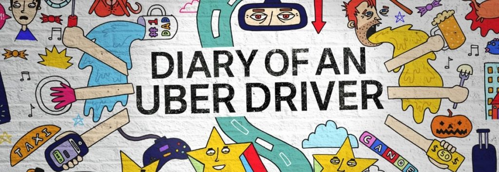 Diary of an Uber Driver Slider
