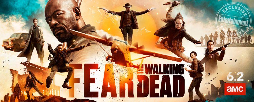 Fear the Walking Dead key artCR: AMC